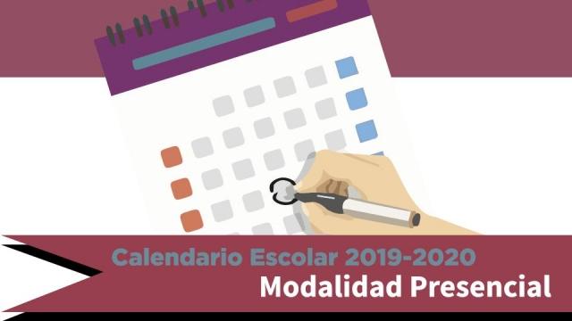 Calendario Presencial